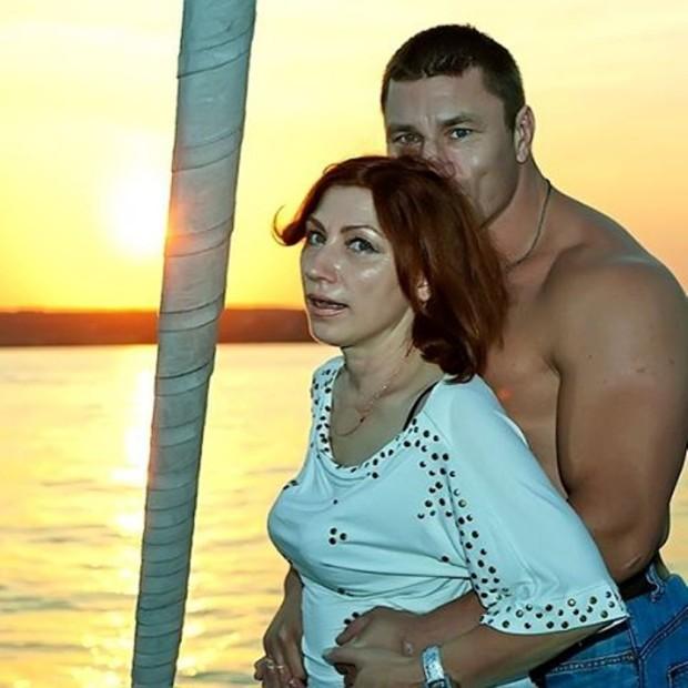 Роза Сябитова с новым бойфрендом