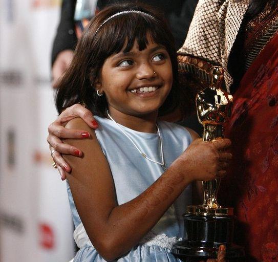 Будущая звезда из индийских трущеб Рубина Али
