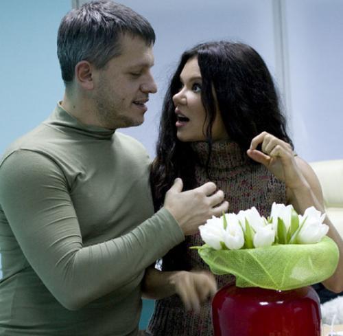 Певица Руслана с мужем Александром
