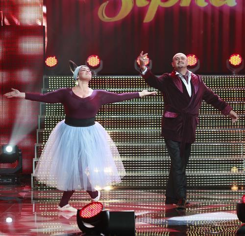 Руслана и Владимир Гришко