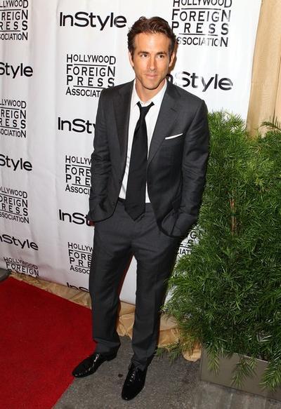 1. Райн Рейнолдс / Ryan Reynolds