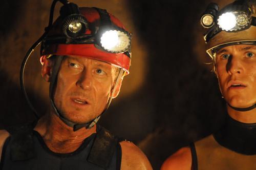 Кадр из фильма «Санктум» 3D Джеймса Кэмерона