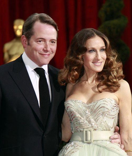 На церемонии вручения кинопремии «Оскар» пара появилась вместе