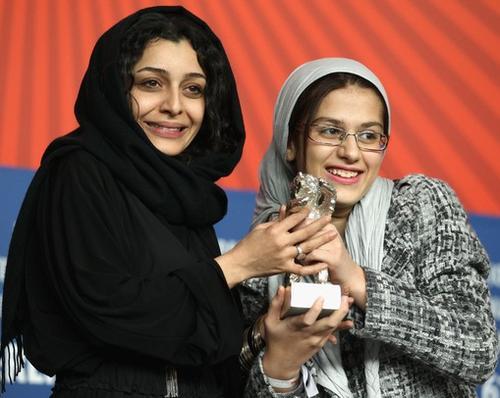 Сарех Байят и Сарина Фахради