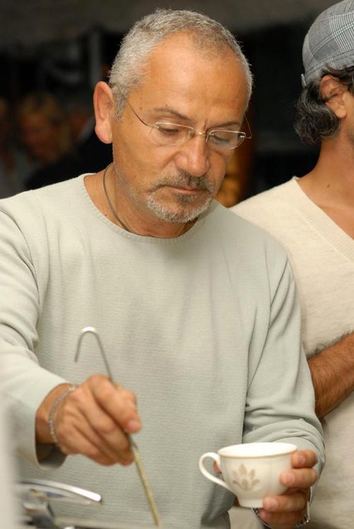 Савик Шустер в свободное от работы время