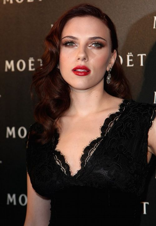 3. Скарлетт Йоханссон (Scarlett Johansson)