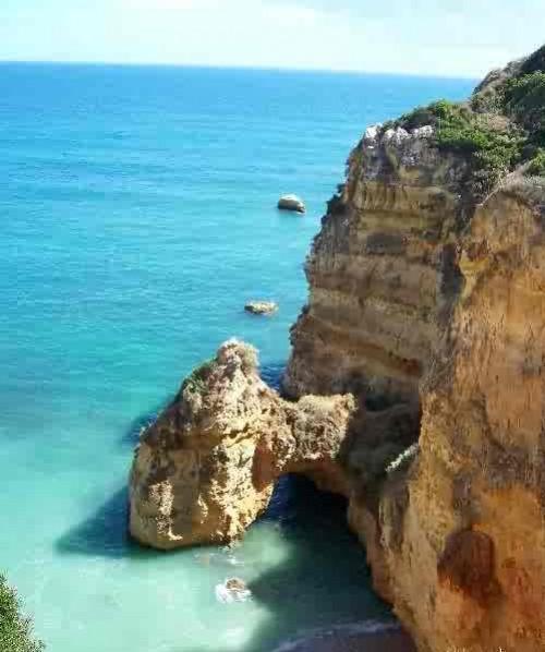 Португальские скалы, которые так любит Анджелина Джоли