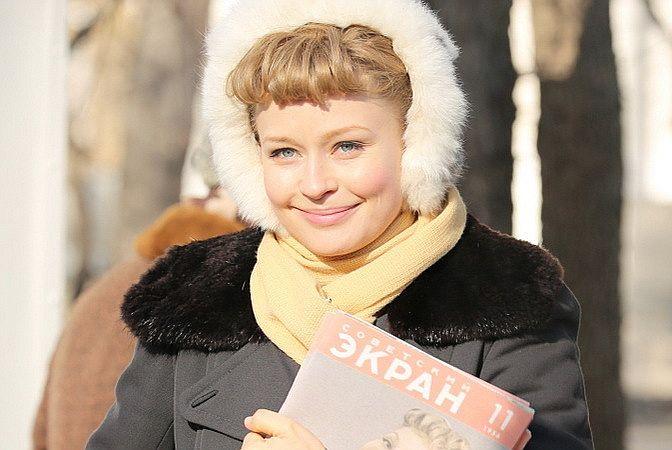 Съёмки Гурченко