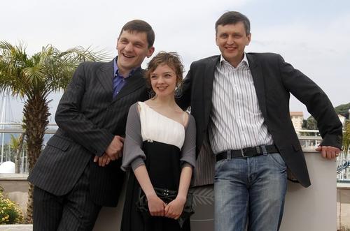 Сергей Лозница, Ольга Шувалова и Виктор Немец