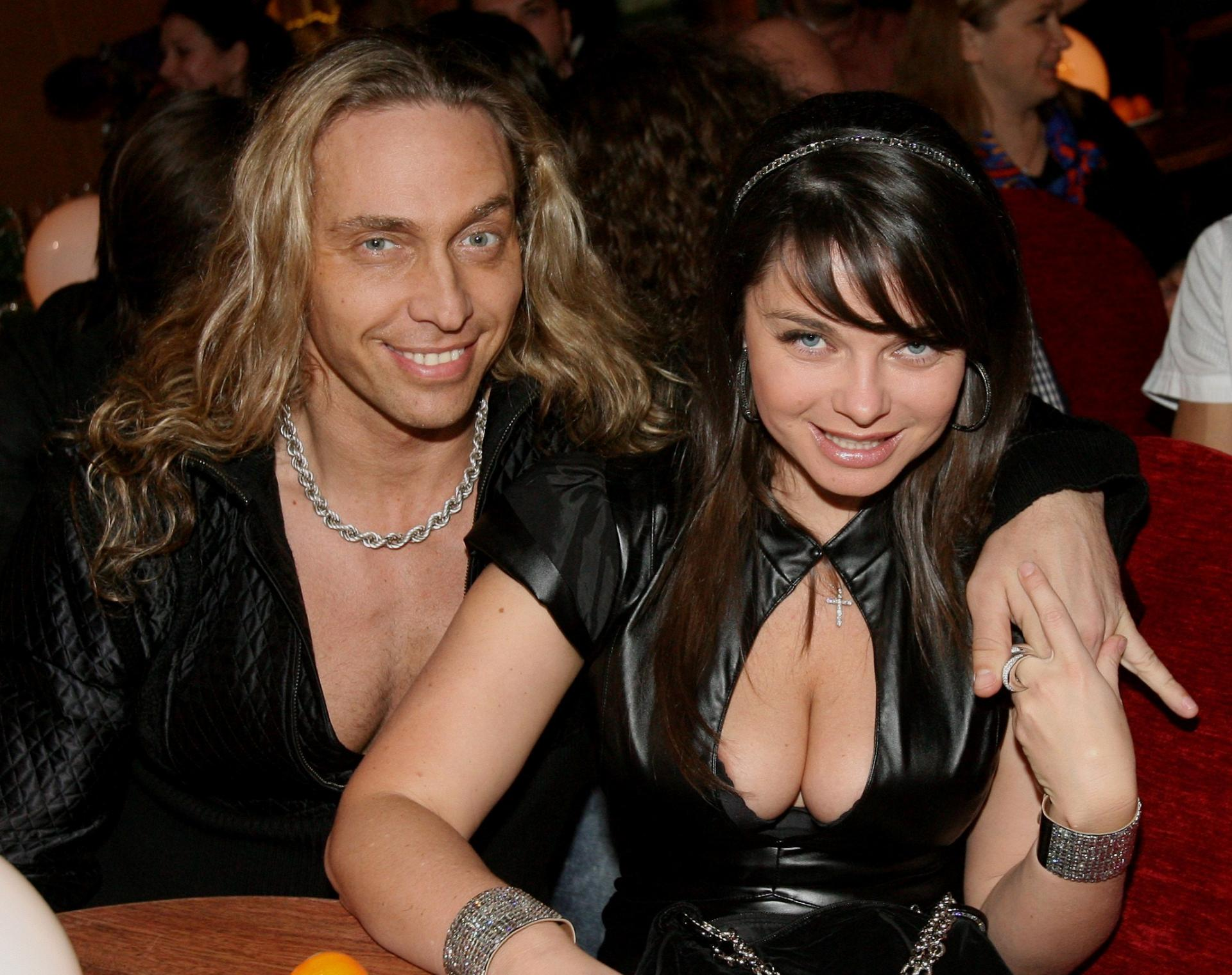Сергей Глушко и Наташа Королёва
