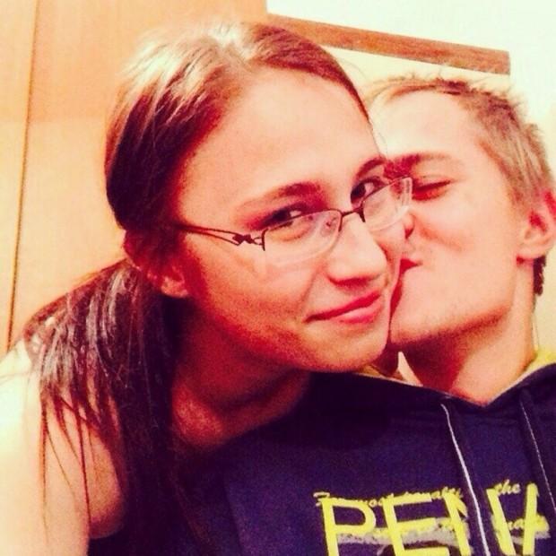Сергей Зверев младший с новой девушкой