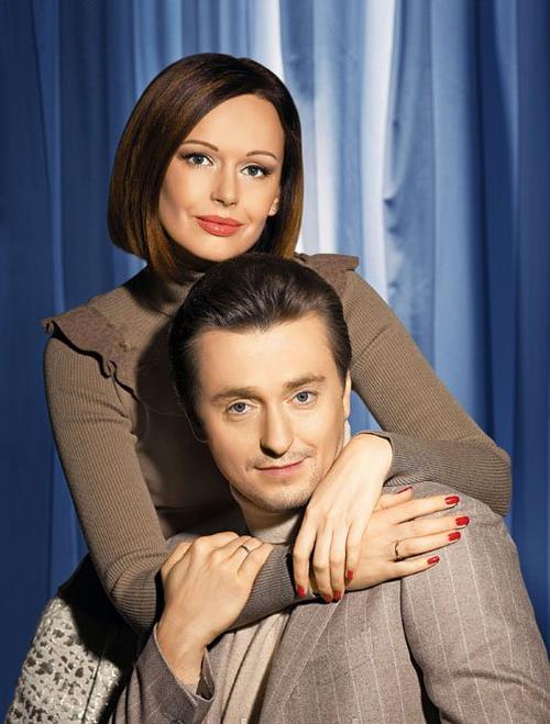 Сергей и Ирина Безруковы