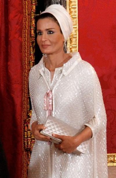 Мозе Бин Насер Аль Миссанд / Mozah Bint Nasser Al Missned