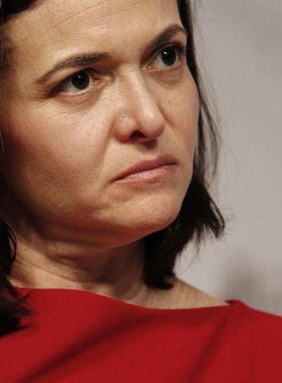5. Шерил Сандберг / Sheryl Sandberg