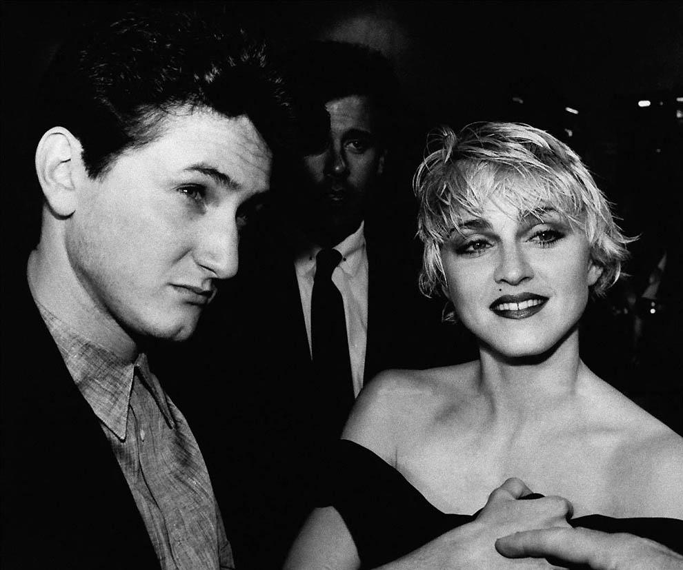Мадонна и Шон Пенн сходили на свидание картинки