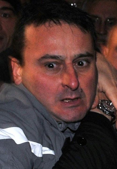 Массимо Тарталья, напавший на Сильвио Берлускони