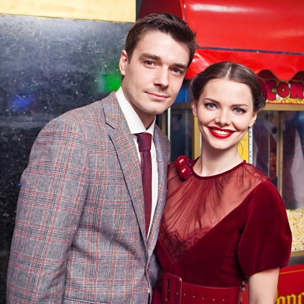 Макс Матвеев и Лиза Боярская
