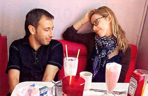 Ксения Собчак и Дмитрий Савицкий