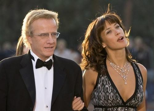 Кристофер Ламберт / Christopher Lambert и Софи Марсо / Sophie Marceau