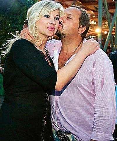 Стас Михайлов с Инной