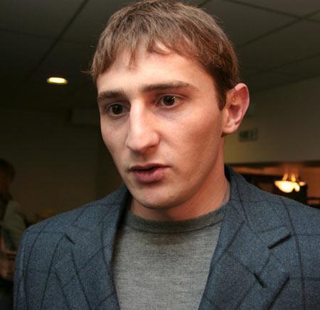 Степан - сын Ленонида Черновецкого и Алины Айвазовой
