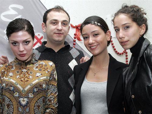 Скандальная грузинская группа Stephane & 3G