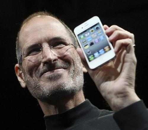 Стив Джобс / Steve Jobs. 2010 год