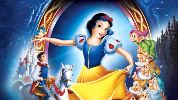 Студия Disney Белоснежка