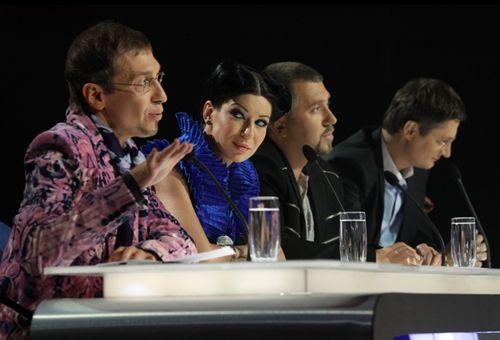 Судьи шоу Х-фактор