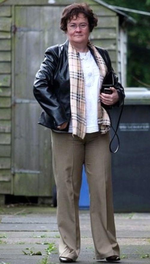 """После участия в программе """"Британия ищет таланты"""" (Britain`s Got Talent) Сюзан Бойл прихорошилась"""