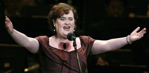 Сьюзан Бойл / Susan Boyle