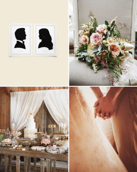 Свадебные фото Райана Рейнольдса и Блейк Лайвли