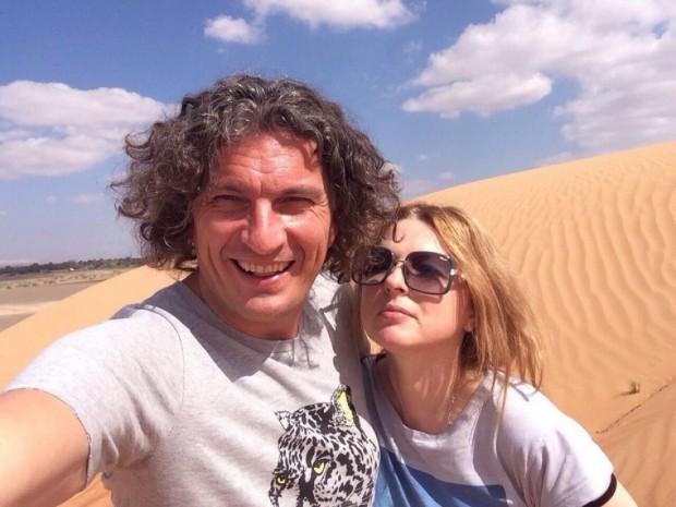 Светлана и Андрей Кузьменко