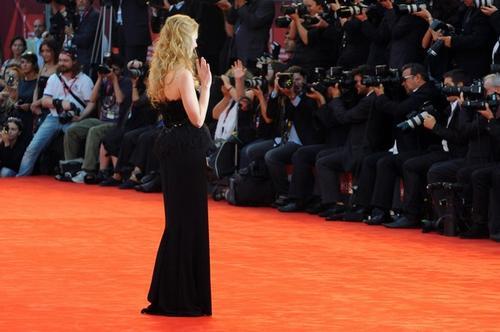Светлана Ходченкова на Венецианском кинофестивале