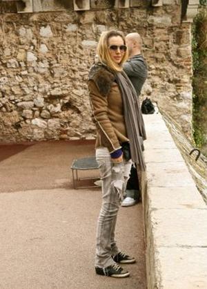 Светлана Лобода в Монако