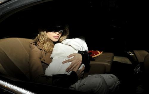 Светлана Лобода со своей дочерью