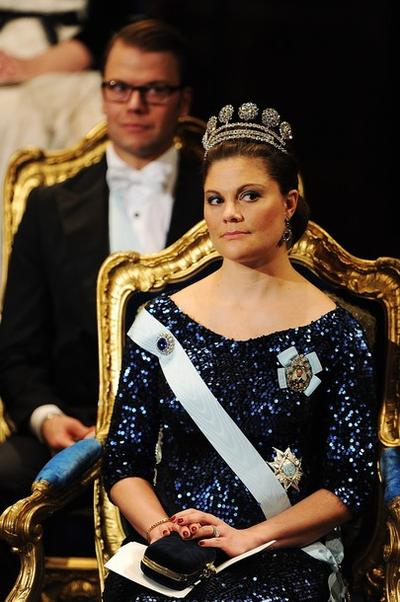 Наследная принцесса Швеции Виктория / Sweden`s Crown Princess Victoria и Принц Даниэл / Prince Daniel