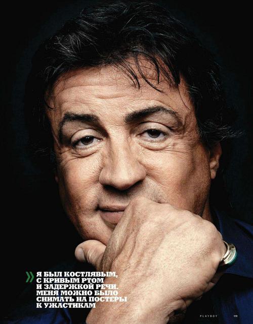 Сильвестр Сталлоне / Sylvester Stallone