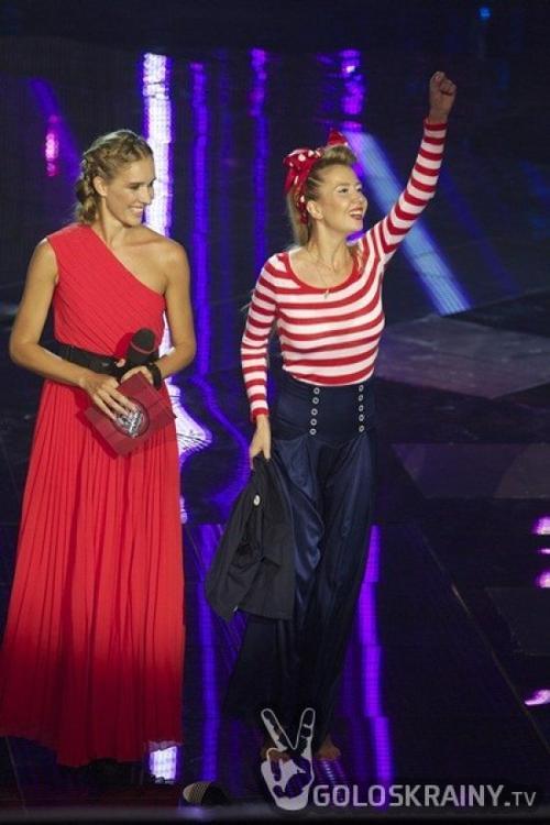 Катя Осадчая и Таша Круз