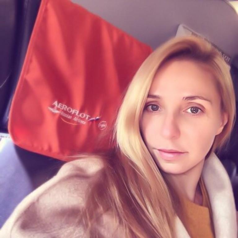 Фото татьяна навка без макияжа