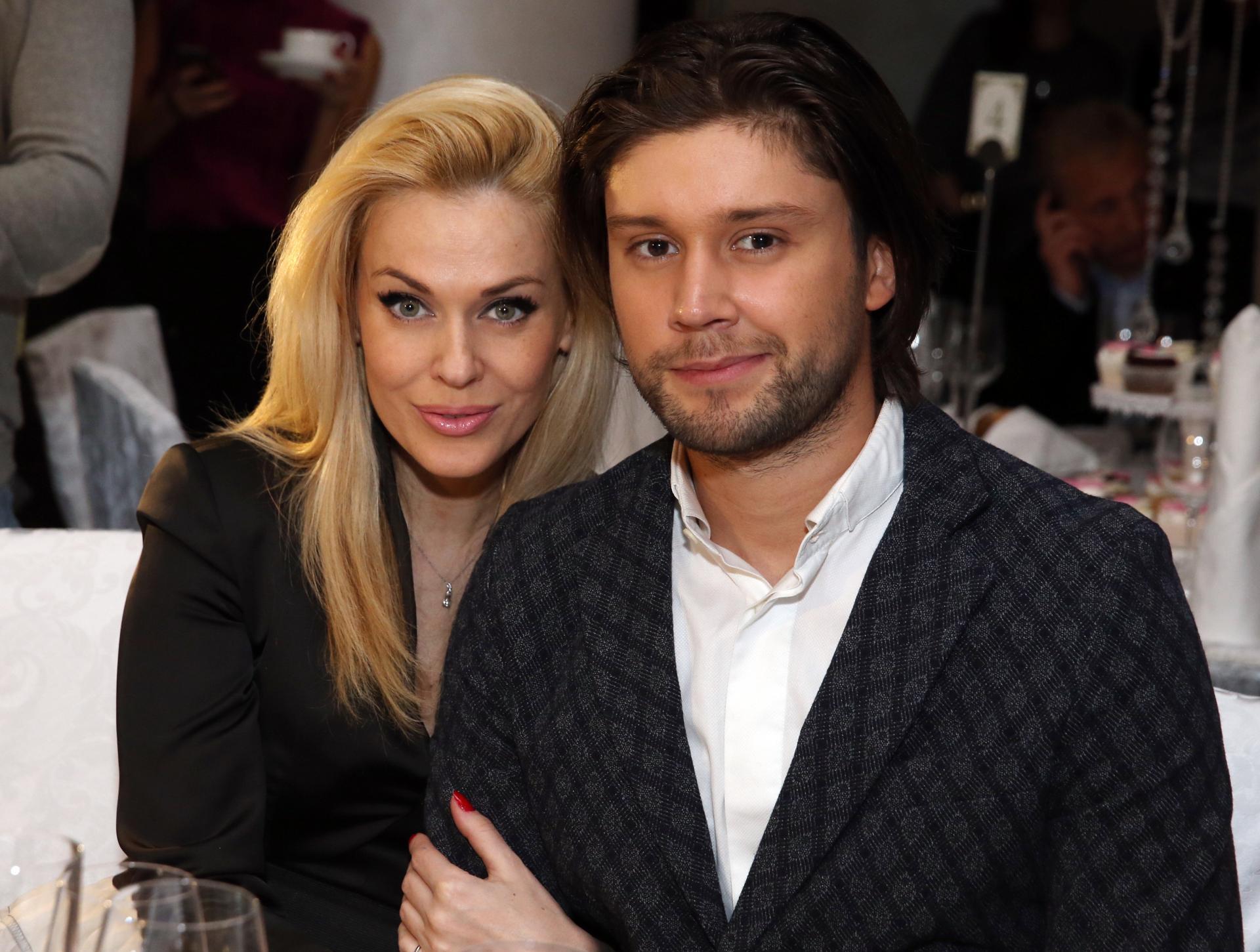 Татьяна Терешина и Слава Никитин