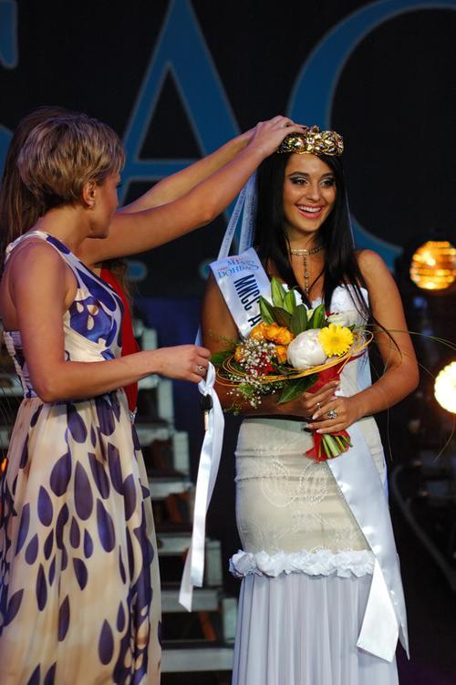 «Мисс Донбасс 2011» Татьяна Грабович