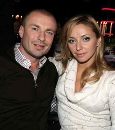 Супруги Александр Жулин и Татьяна Навка давно не появляются вместе