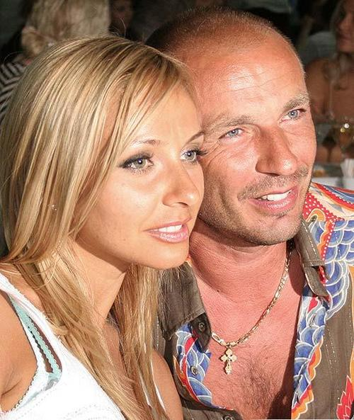 Татьяна Навка и Александр Жулин. Красивая была пара