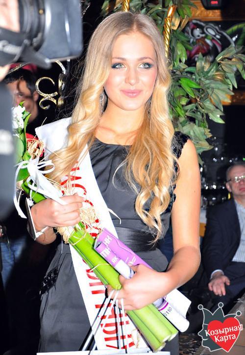 «Мисс Козырных Симпатий 2009» Татьяна Ринькевич