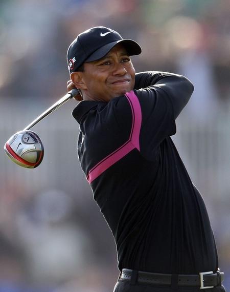 1. Тайгер Вудс / Tiger Woods