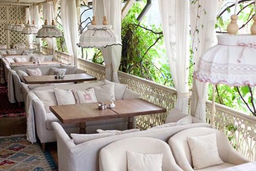 Ресторан Тины Канделаки «Тинатин»