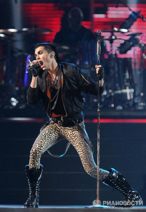 Немецкая группа Tokio Hotel