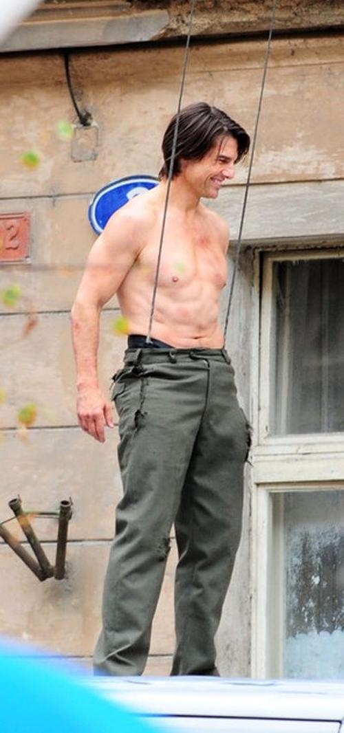 Том Круз привык рисковать на съемках