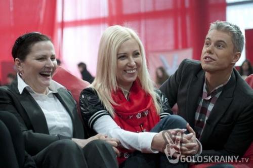 Нина Матвиенко со своей дочерью Тоней Матвиенко